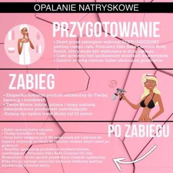 Opalanie natryskowe Fake Bake , mine tan, Makijaż ślubny, uroda Wodzisław Śląski