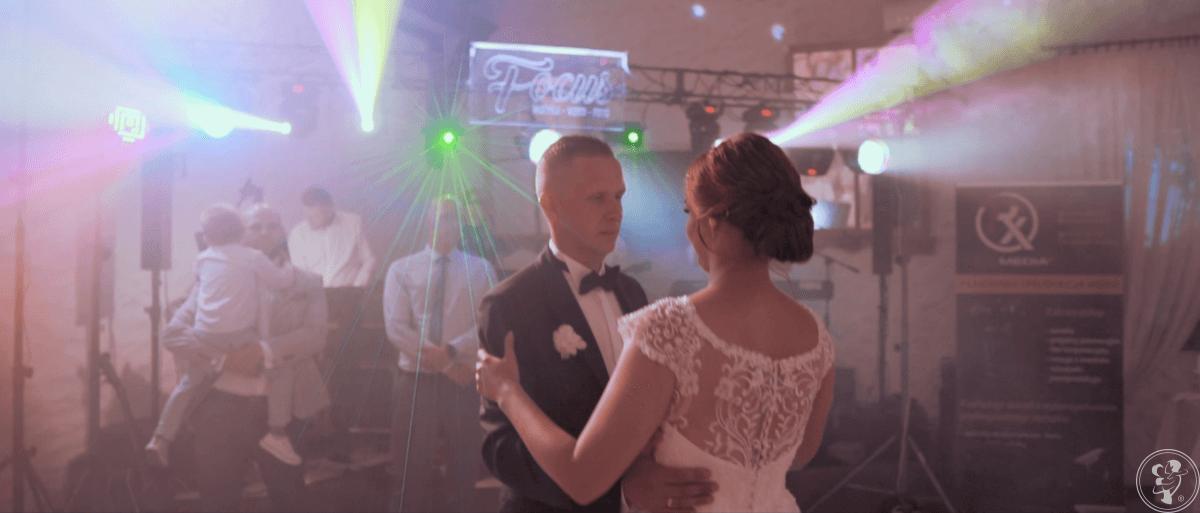 Nowoczesny film ślubny | 2 x kamerzysta + dron | TRX Media, Łuków - zdjęcie 1