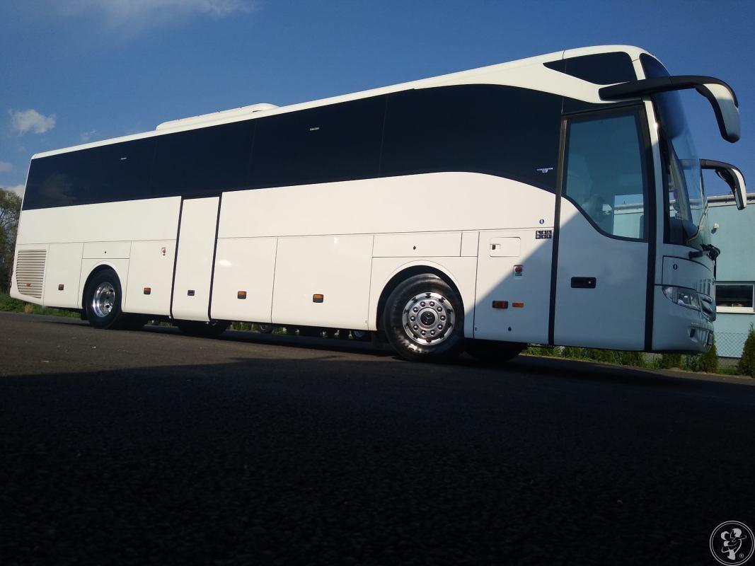 Lider Trans,wynajem busy autobusy 2020r ,MERCEDES TOURISMO 51 miejsc, Dąbrowa Górnicza - zdjęcie 1