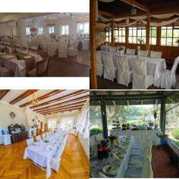 Ośrodek *Bukowiec*, Sale weselne Świdwin