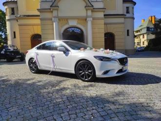 Mazda 6 *biała* perła,  Ruda Śląska