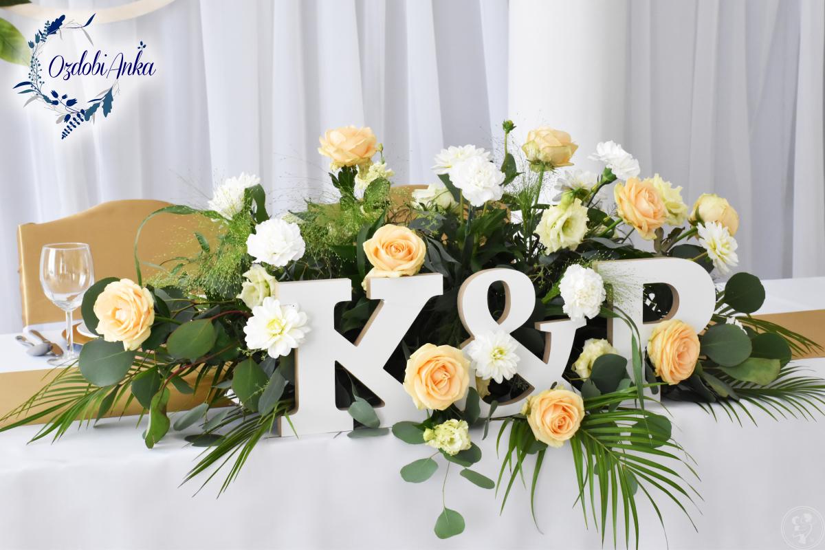 OzdobiAnka - Dekoracje ślubne, weselne i okolicznościowe, Bydgoszcz - zdjęcie 1
