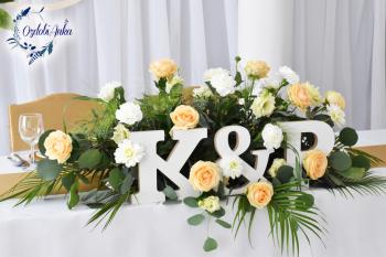 OzdobiAnka - Dekoracje ślubne, weselne i okolicznościowe, Dekoracje ślubne Sieraków