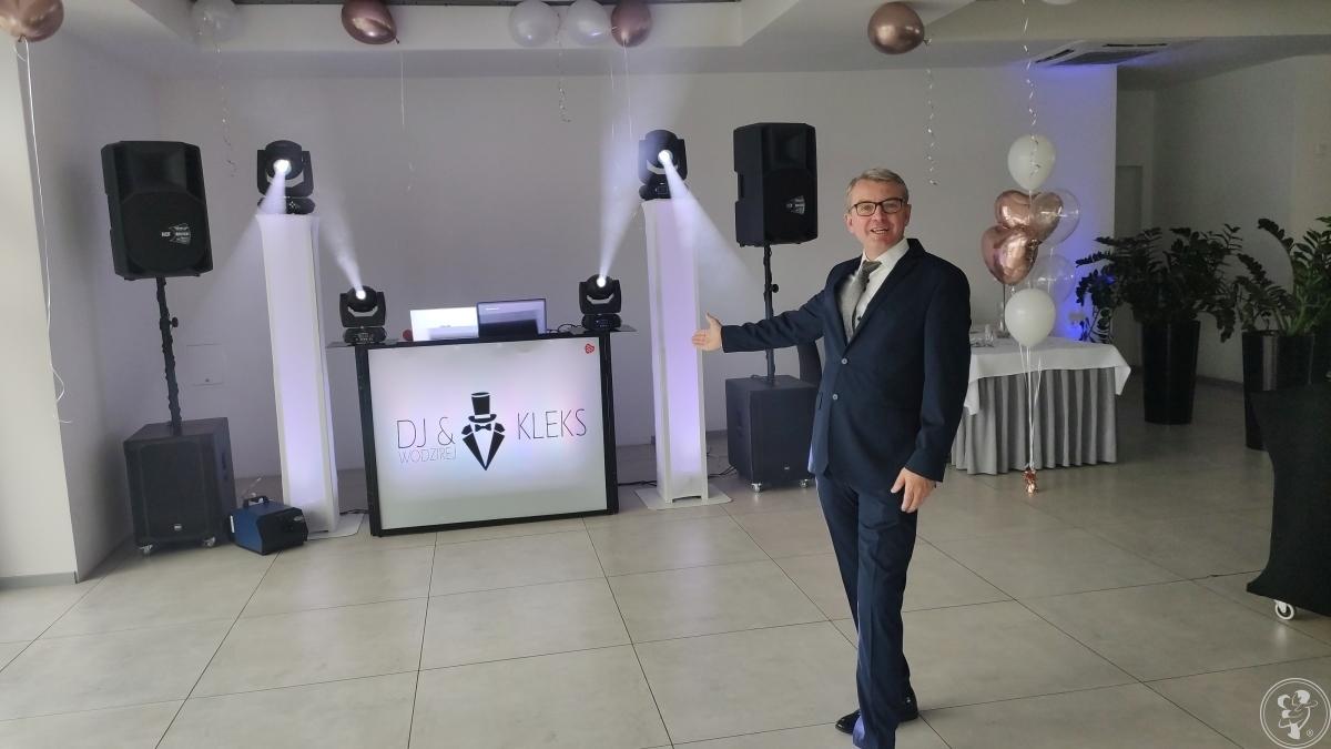 DJ KLEKS Prezenter/ Efektowne światło/ Muzyka na życzenie, Gizałki - zdjęcie 1