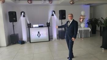 DJ KLEKS Prezenter/ Efektowne światło/ Muzyka na życzenie, DJ na wesele Gizałki