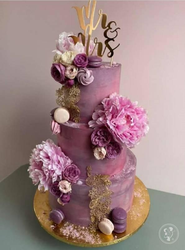 Słodki stół, tort i ciasto na wesele, Częstochowa - zdjęcie 1