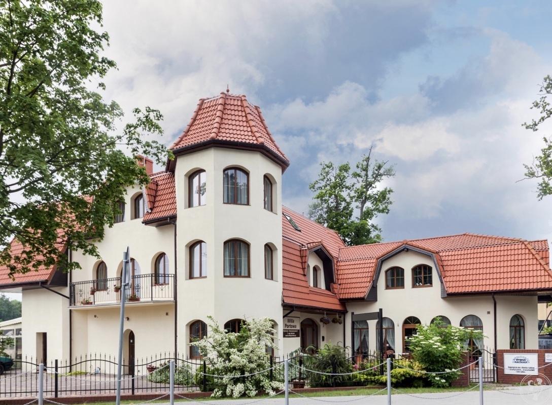 Willa Portowa - sala bankietowa, catering i pensjonat nad morzem, Dziwnów - zdjęcie 1