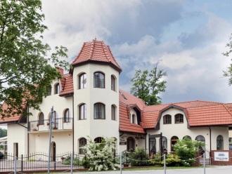 Willa Portowa - sala bankietowa, catering i pensjonat nad morzem,  Dziwnów