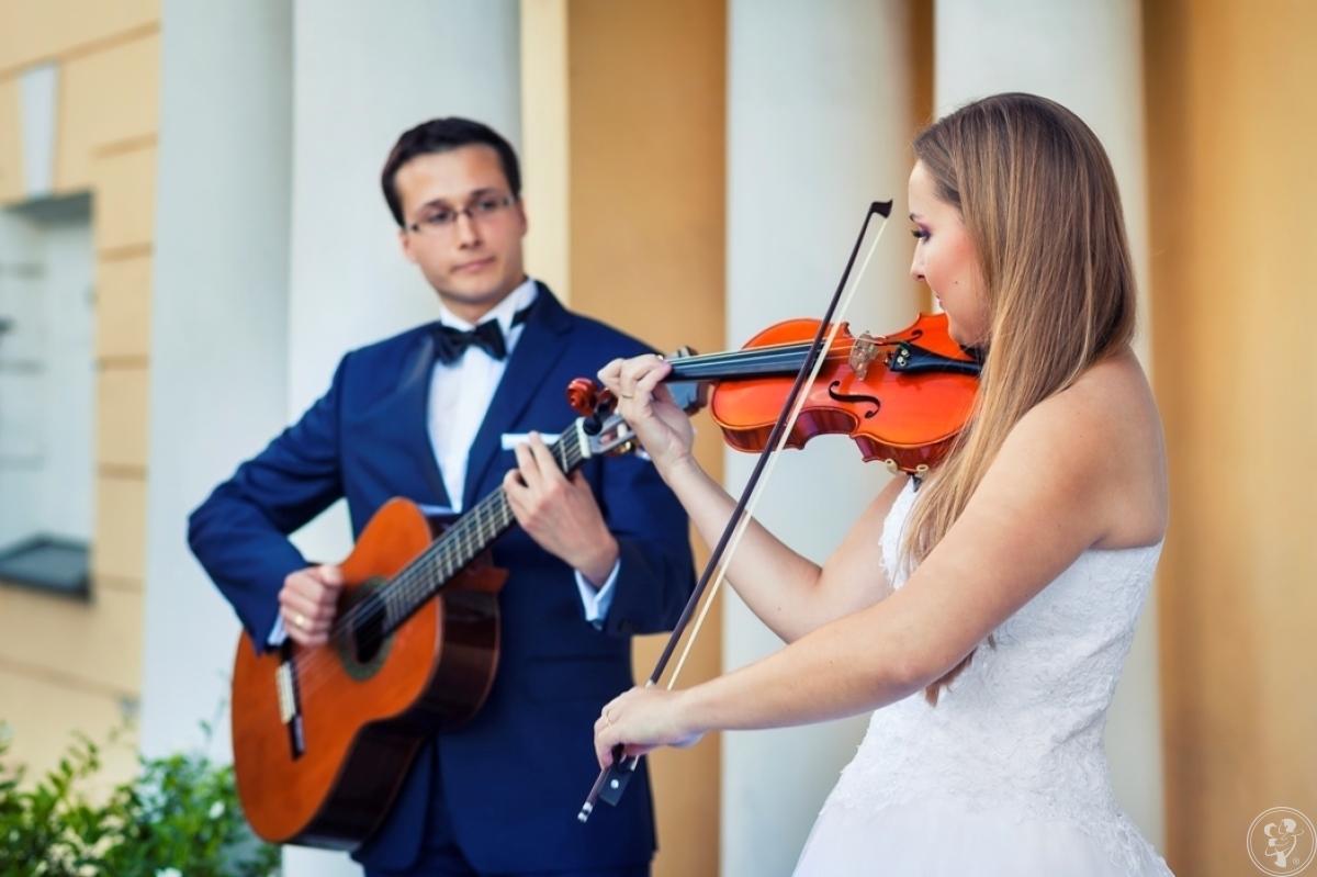 Skrzypce, wokal, flet, gitara na ślub plenerowy, kościelny, cywilny, Bydgoszcz - zdjęcie 1