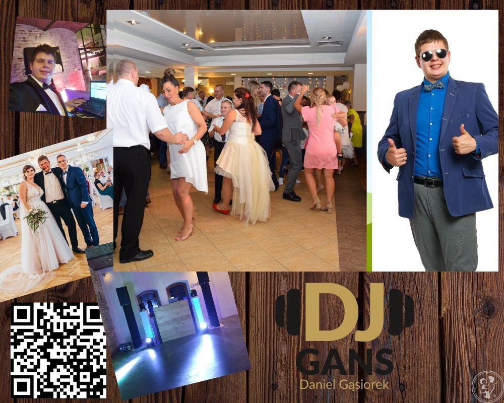 Dj Gans - Wodzirej na wesele.    Z WODZIREJEM JEST WESELEJ!, Mysłowice - zdjęcie 1
