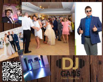 Dj Gans - Wodzirej na wesele.    Z WODZIREJEM JEST WESELEJ!, DJ na wesele Imielin