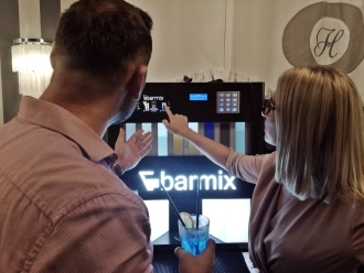 BARMIX - Automatyczny Barman - Najlepsza atrakcja na Twoje wesele!, Barman na wesele Recz