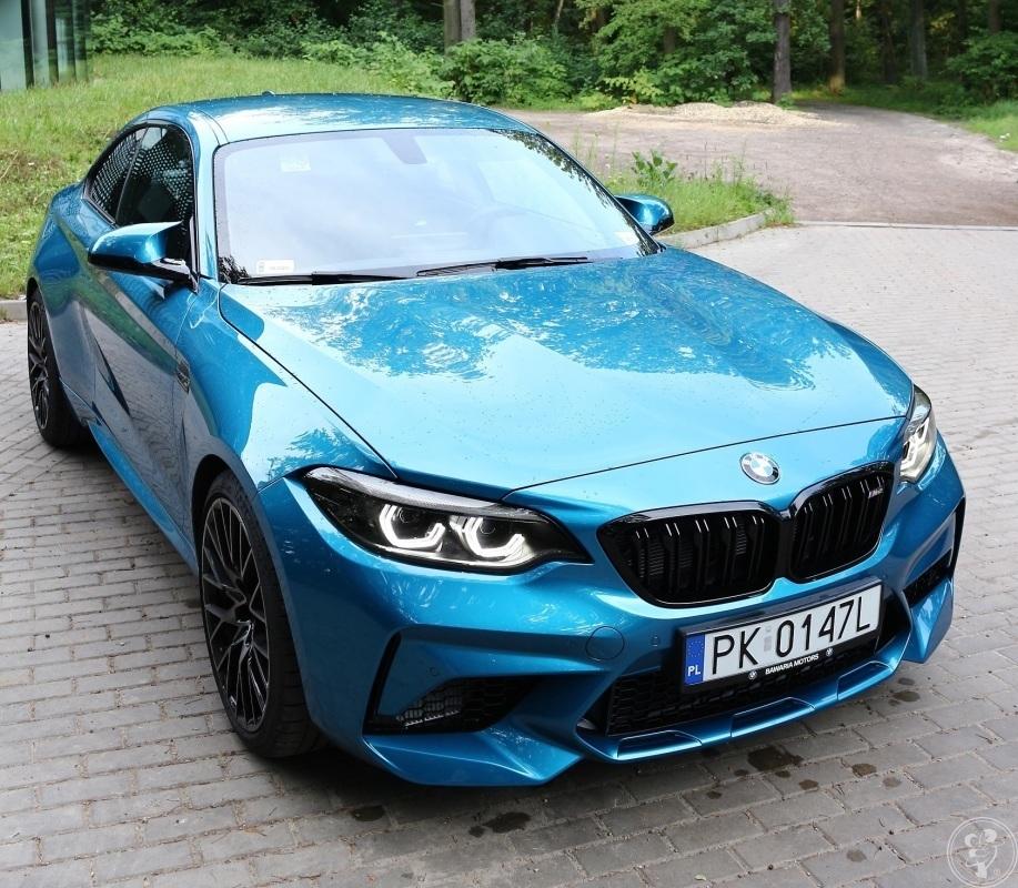 BMW M2 COMPETITION 411KM DO ŚLUBU -  POPROWADŹ SAM !!!, Katowice - zdjęcie 1