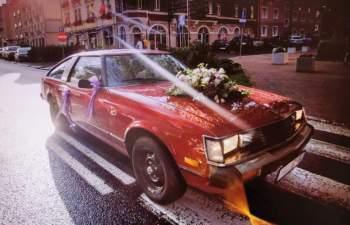 AUTO DO ŚLUBU TOYOTA CELICA 1979ROK, Samochód, auto do ślubu, limuzyna Nowy Staw