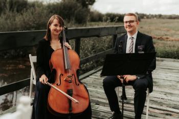 Duet Con Passione - instrumentalna oprawa muzyczna, Oprawa muzyczna ślubu Tczew