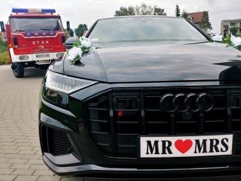 Samochód do Ślubu Audi SQ8 S Q8  |  Chevy El Camino / 3100, Samochód, auto do ślubu, limuzyna Mikołajki