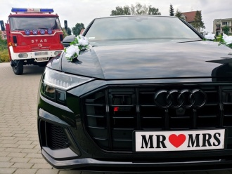 Samochód do Ślubu Audi SQ8 S Q8  |  Chevy El Camino / 3100,  Olsztyn