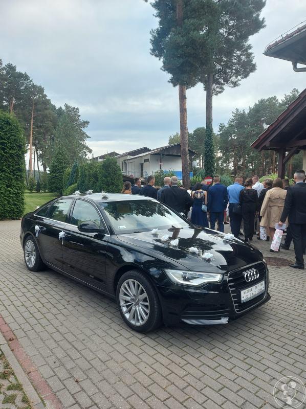Audi A6 Auto do ślubu Samochód na ślub na wesele Limuzyna Mercedes E, Zielona Góra - zdjęcie 1