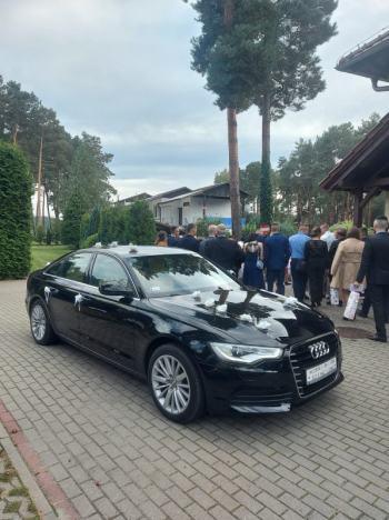 Audi A6 Auto do ślubu Samochód na ślub na wesele Limuzyna Mercedes E, Samochód, auto do ślubu, limuzyna Zielona Góra