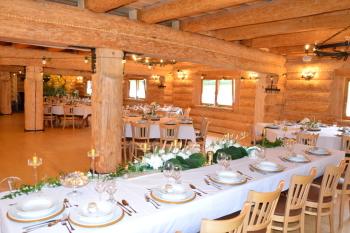 Wesele w górach, rustykalne wesele w Karczmie Olza w Istebnej, Sale weselne Istebna