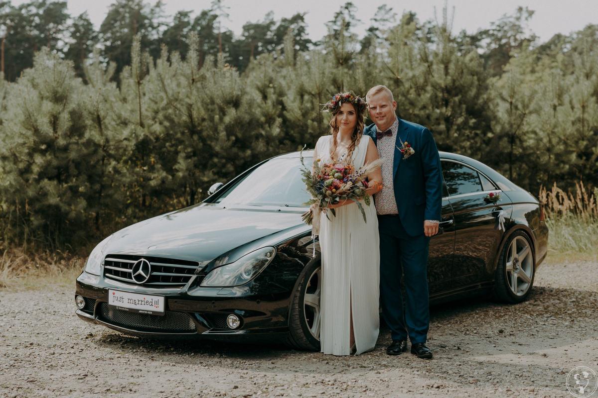 Mercedes CLS 55 AMG do Ślubu, Rzeszów - zdjęcie 1