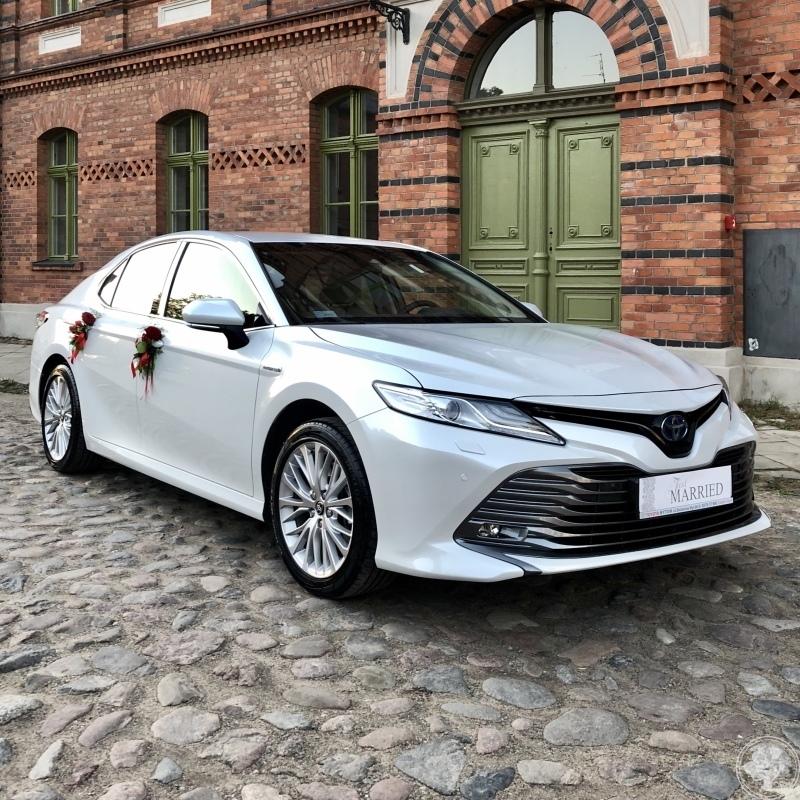 Toyota Camry elegancka limuzyna do ślubu, Łódź - zdjęcie 1
