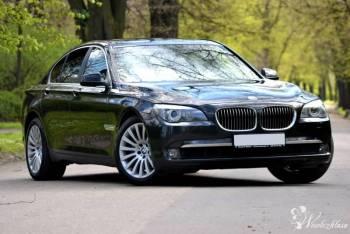 BMW 740xd Piękna Limuzyna DO ŚLUBU, Samochód, auto do ślubu, limuzyna Radzymin
