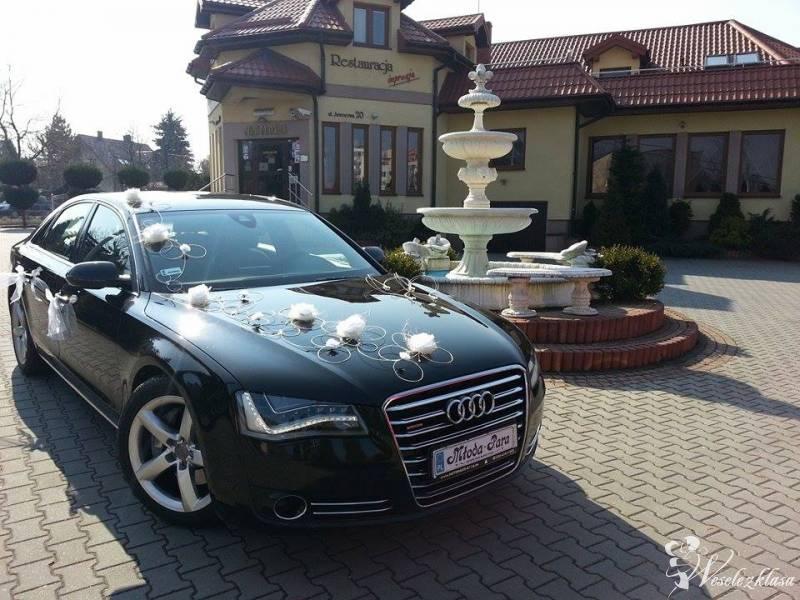 Luksusowe i eleganckie AUDI A8  Okazja !!!, Dąbrowa Górnicza - zdjęcie 1