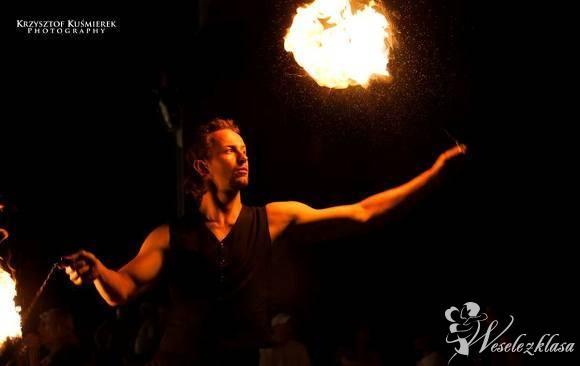 Taniec z ogniem! , Warszawa - zdjęcie 1