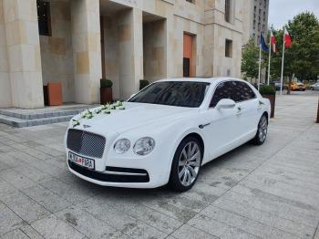 Bentley, Maserati, Jaguar, Phantom, Excalibur. OBSŁUGUJEMY CAŁĄ POLSKĘ, Samochód, auto do ślubu, limuzyna Łódź