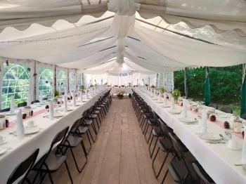 Wypożyczalnia namiotów weselnych imprezowych, Wypożyczalnia namiotów Chodzież