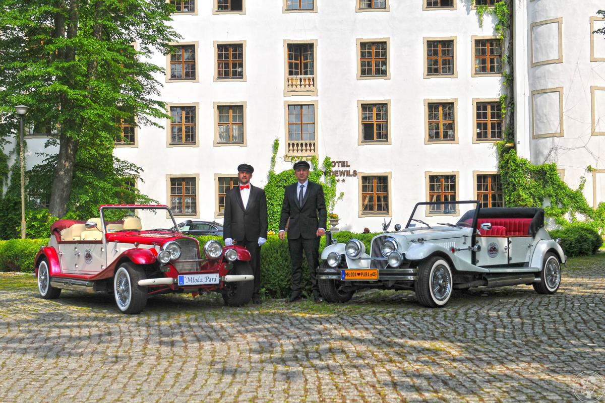 Auto Retro dla wyjątkowej Pary Młodej, Darłowo - zdjęcie 1