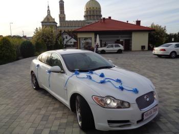JAGUAR XF, Samochód, auto do ślubu, limuzyna Koło