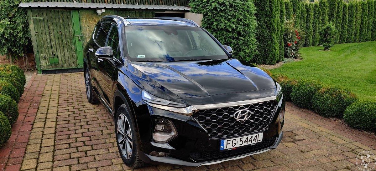 Samochód do ślubu SUV czarny, Świebodzin - zdjęcie 1