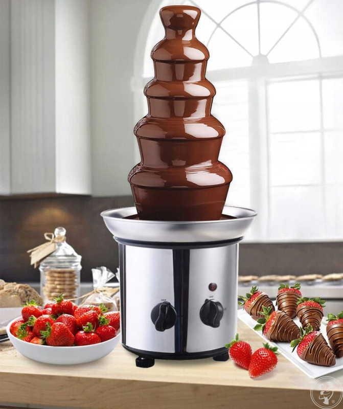 Fontanna czekoladowa 5 pięter, Koziegłowy - zdjęcie 1