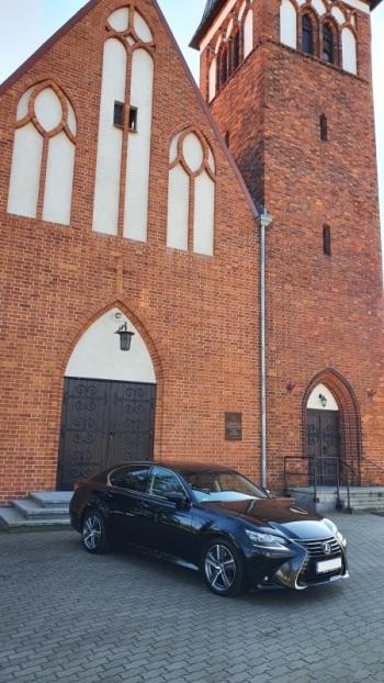 Lexus GS 200, Samochód, auto do ślubu, limuzyna Ciechocinek