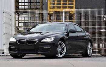BMW 6 * 640 F06 MPAKIET, Samochód, auto do ślubu, limuzyna Czyżew