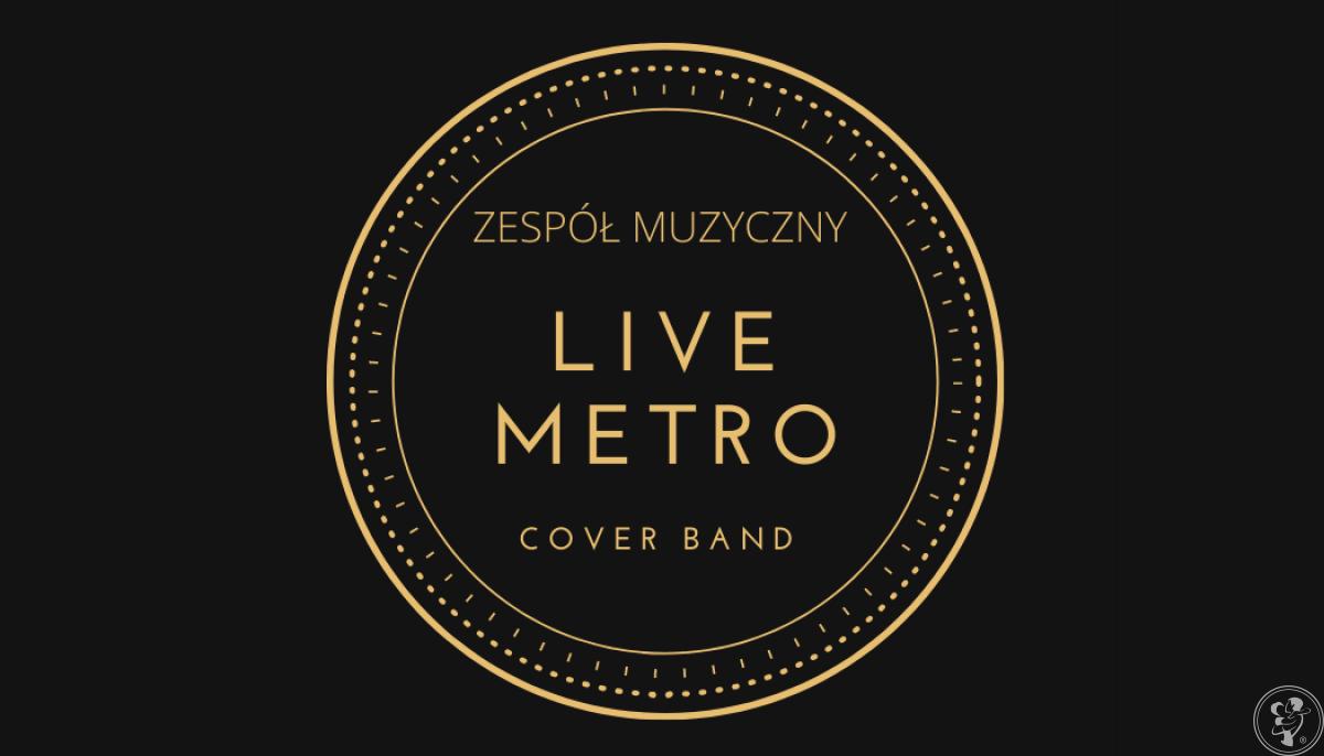 Live Metro cover band - Profesjonalny zespół na wesele!, Częstochowa - zdjęcie 1