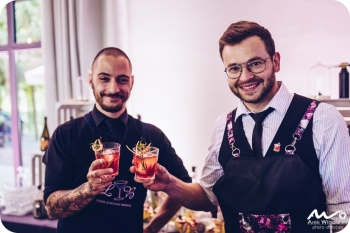 Barman, Pokaz Barmański, Coffee BAR - Licencjonowani Barmani, Barman na wesele Gołdap