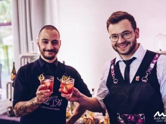 Barman, Pokaz Barmański, Coffee BAR - Licencjonowani Barmani, Barman na wesele Ostróda