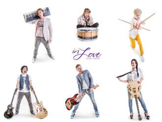 InLove  - Live Music Band,  Wrocław