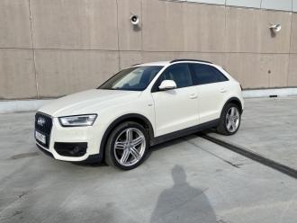 Audi Q3 S-line perłowa biel,  Lublin