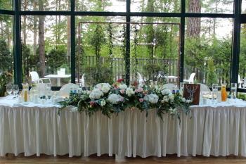 Hotel Warszawa****SPA&Resort; - wesele nad jeziorem, Sale weselne Mońki