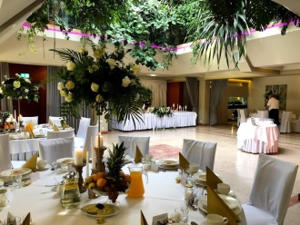 Restauracja Botanika w EuroHotelu - piękne miejsce na Wasze wesele!,  Swarzędz