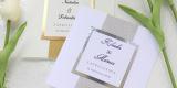 Złocone Zaproszenia ślubne Klasyczne Eleganckie na ślub Rustykalne Eko, Przemyśl - zdjęcie 3