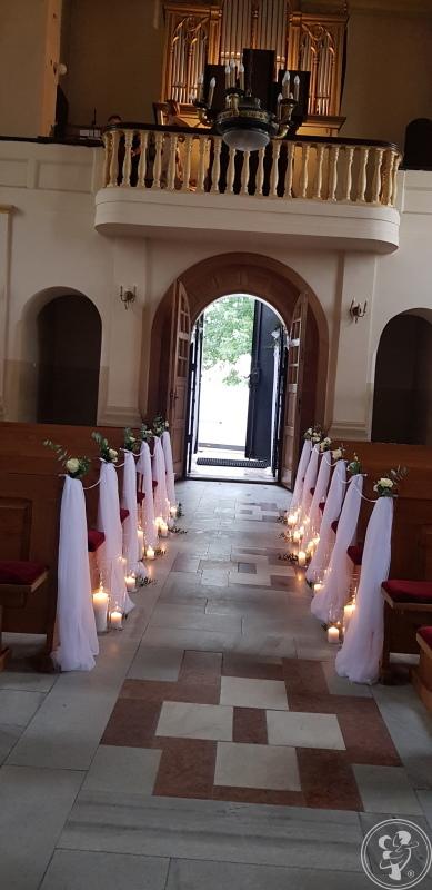 Fabryka dekoracji spełnia marzenia o idealnym ślubie i weselu, Grabów - zdjęcie 1