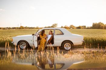 Ford Taunus Custom, Samochód, auto do ślubu, limuzyna Chodecz