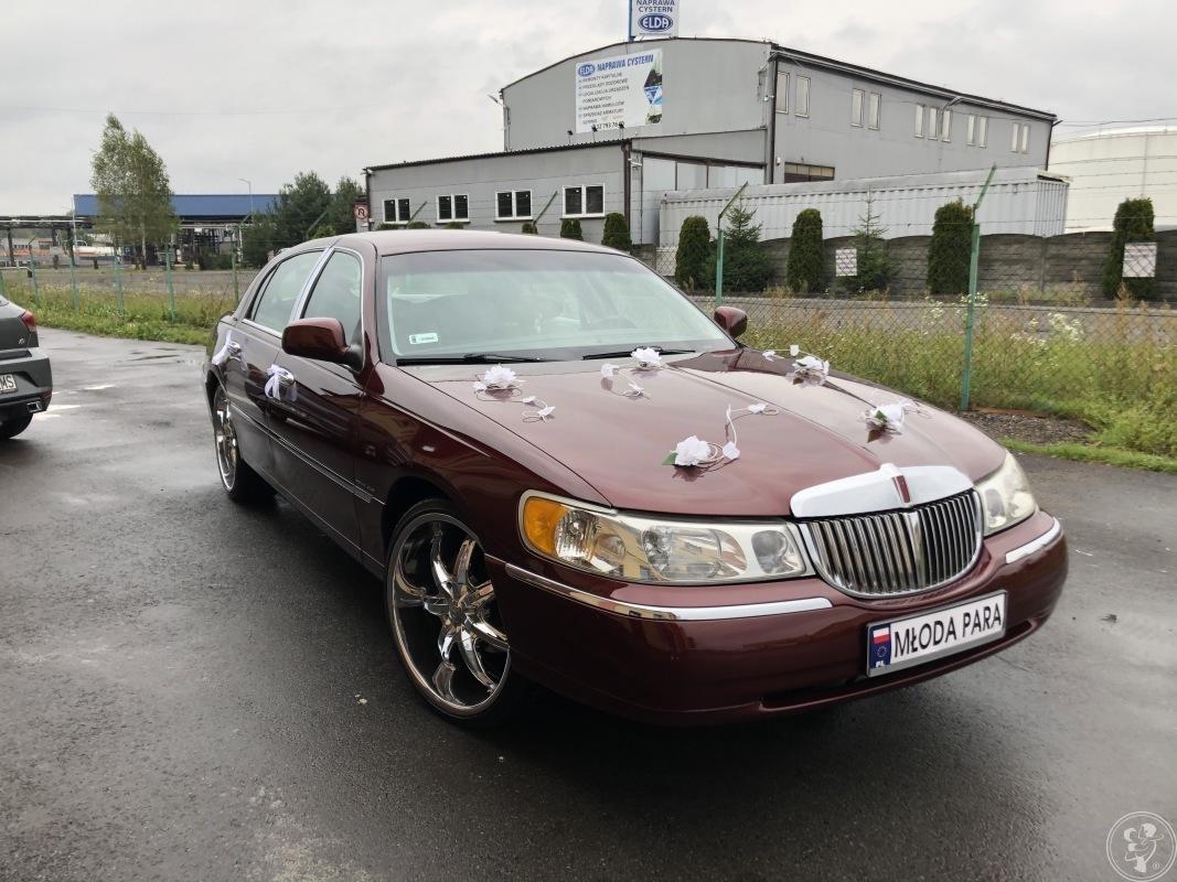 Lincoln Town Executive Series 4.6 V8 - Limuzyna do ślubu, Siemianowice Śląskie - zdjęcie 1