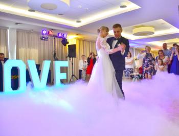 Dj /Wodzirej, Laser Show, Ciężki Dym, LOVE, Śnieg, Bańki, Pirotechnika, DJ na wesele Bytom