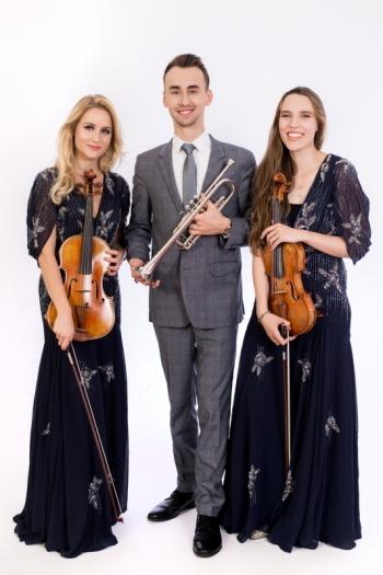 Profesjonalna oprawa muzyczna|ślub|trąbka|skrzypce|trio|duet smyczkowy, Oprawa muzyczna ślubu Konin